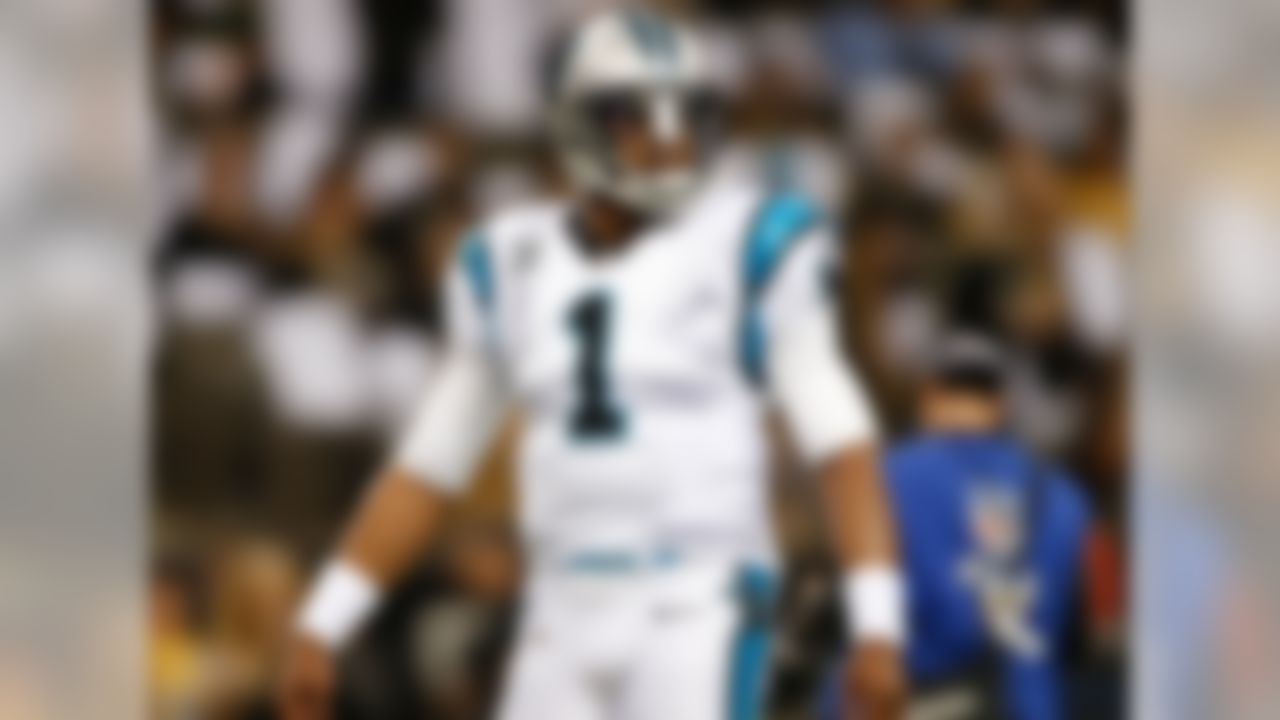 College: Auburn Drafted: No. 1 overall (2011), Carolina Panthers Position: QB Getting it right: Between a stolen laptop that got Newton ousted from Florida and a scandalous NCAA investigation, nobody knew quite what the Panthers were getting themselves into. Turns out, they were on target with this decision.