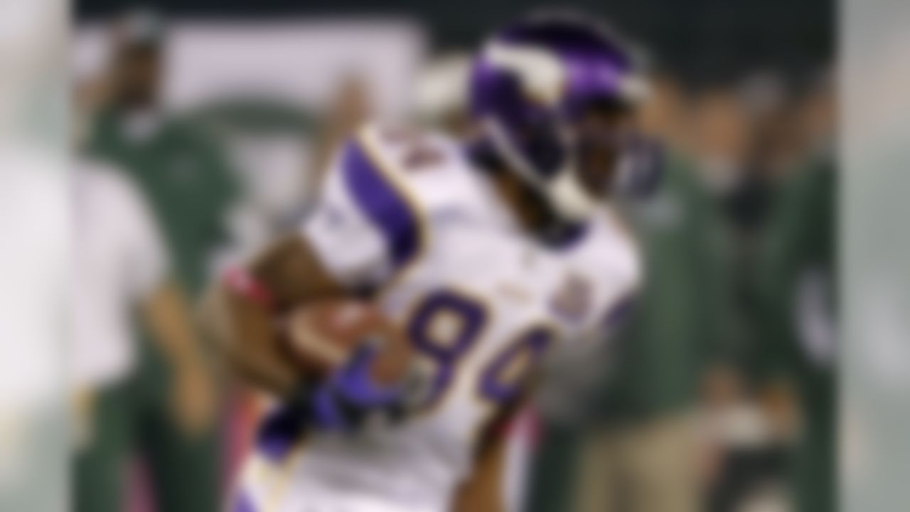 Everybody was caught off guard when the Patriots sent Moss and a seventh-round pick to his original team in exchange for a third-round choice. However, the biggest shock came when the Vikings realized this was not the same Moss who terrorized teams during his previous stint. They ended up releasing the enigmatic receiver after some unpleasantness in a buffet line.