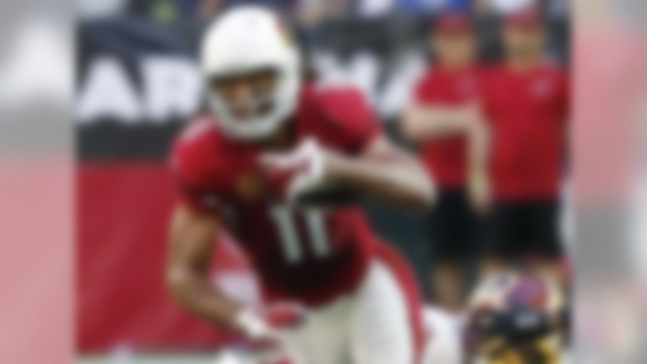 Coming off yet another 1,000-yard campaign, the 33-year-old Fitzgerald is a lock for Canton and still an asset for this Carson Palmer-led passing game. With Michael Floyd out of the mix, Fitzgerald will be counted on to deliver again in what could be his final NFL season. After pulling down 216 catches over the past two years, though, there's no question he could play well beyond 2017.