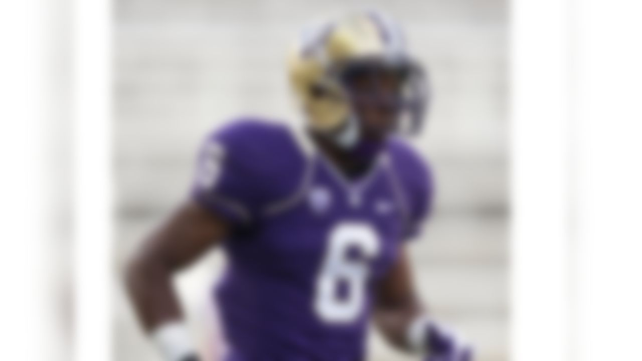 Size: 6-1, 188 pounds. Freshman status: Redshirt. Why he'll make his mark early: The Huskies lost most of their experience from last year's secondary, opening an especially strong opportunity for Kelly. He was the defensive MVP of the scout team last year, showing promising ability as a cover man on the practice field. Kelly emerged from his competition as a starting corner exiting spring practice, and might also contribute in the return game. At 6-1, he has good length and will likely be asked to take on bigger receivers this fall.