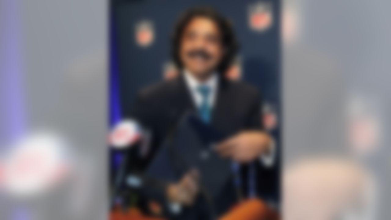 Shahid Khan, Jacksonville Jaguars (AP Photo/LM Otero)