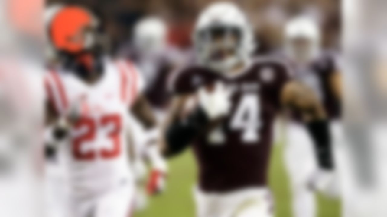 Team fit: Cleveland Browns Cleveland might be looking to address the quarterback position early in the draft, but addressing the defensive backfield should also be a priority. Remember, they'll have two first-round picks this year (they acquired a first-rounder from Philadelphia in the trade that put the Eagles in position to draft Carson Wentz. Evans' speed and toughness make him a difference-maker in the back end.