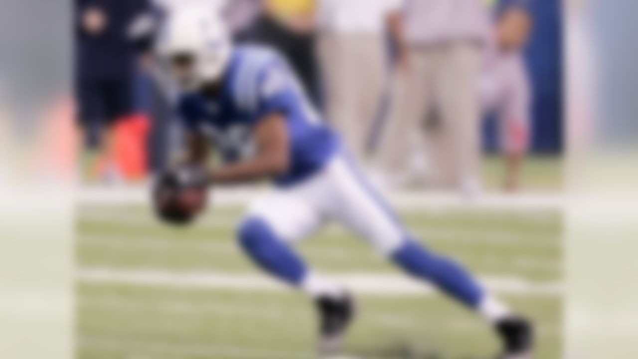 Of the skill-position players, Harrison has the best shot at being inducted into the Pro Football Hall of Fame in 2014. With Harrison, it's all about the résumé. He boasts more than 1,100 receptions and logged eight straight seasons of 1,100 receiving yards or more. (Only Jerry Rice surpassed that latter mark.) Then throw in the fact that he won a Super Bowl ring, and scored well over 100 touchdowns -- everything is there. Perhaps what's most important: He's not just a numbers guy, even if he did set an NFL record with 143 catches in 2002; at one time, he was in the discussion as the best receiver in the game.   Hall Probability: Lock