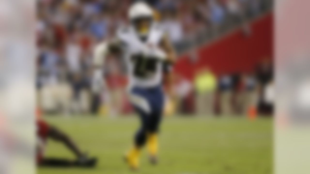 I typically don't include players owned in more than 60 percent of leagues, but I'm making a few exceptions this week. One of those is Mathews, who has been out several weeks with an injured knee but could be back in action in Week 11. When you look at how Branden Oliver's numbers have dipped, Mathews could easily regain the top spot on the Bolts' depth chart once he's back.