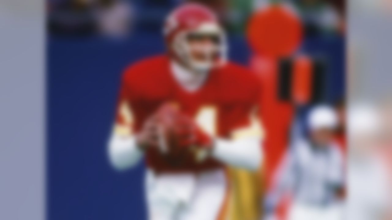 Pretty much every quarterback not named John Elway, Dan Marino or Jim Kelly selected in the first round of the 1983 NFL Draft will make it on this list. Have the Chiefs ever recovered from this?