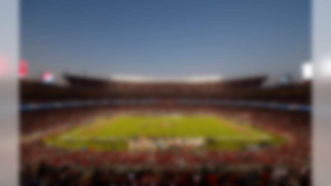 A general view of play is seen during an NFL football game between the Seattle Seahawks and the San Francisco 49ers at Levi�s Stadium on Thursday October 22, 2015 in Santa Clara, California. (Aaron M. Sprecher/NFL)