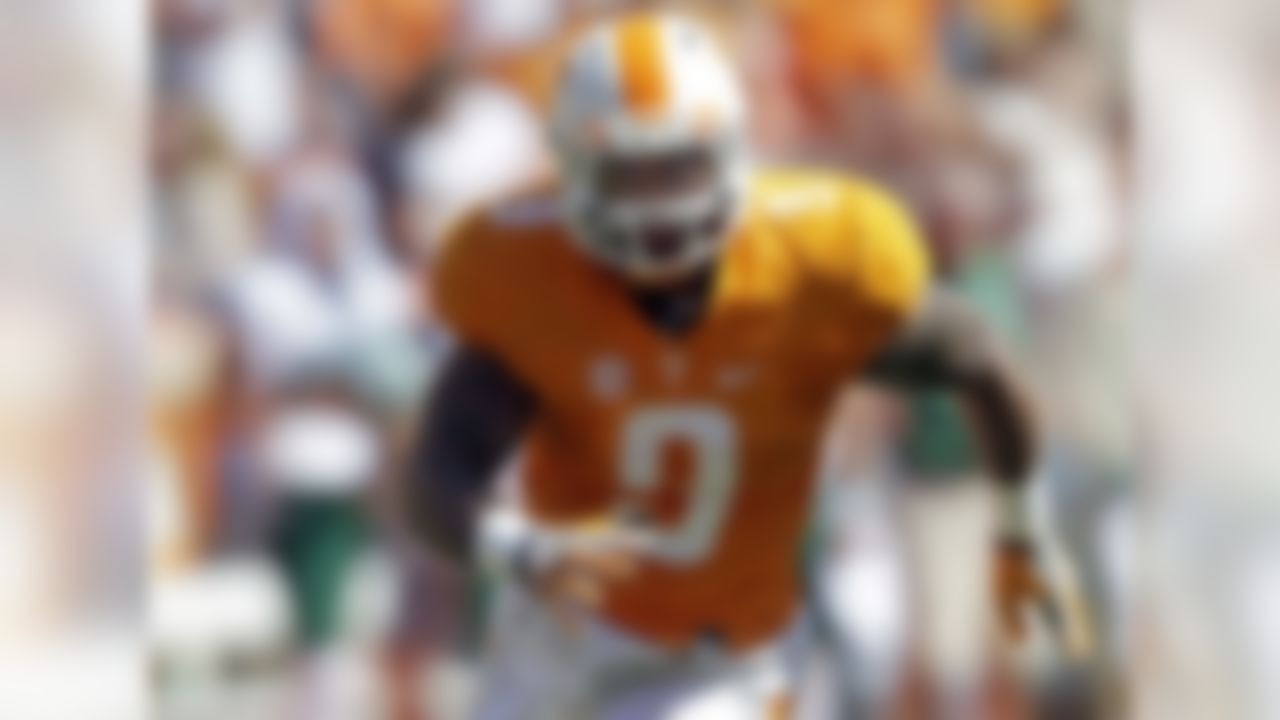 The Volunteers are tied for 105th in the country in sacks, averaging only one per game. So far, Barnett has none. He was credited with 10 sacks in each of the last two seasons, and the team is counting on that kind of production from him to challenge SEC East foes that are also reaching for the division title. Barnett is a good player. He's able to hold his own outside despite giving up a lot of size to offensive linemen. But his ability to consistently get the corner against those tackles and make plays in the backfield during the SEC season will determine whether he's considered an elite prospect or a situational player with the potential to be more. I suspect we'll be hearing his name in a more positive light as the season unfolds.
