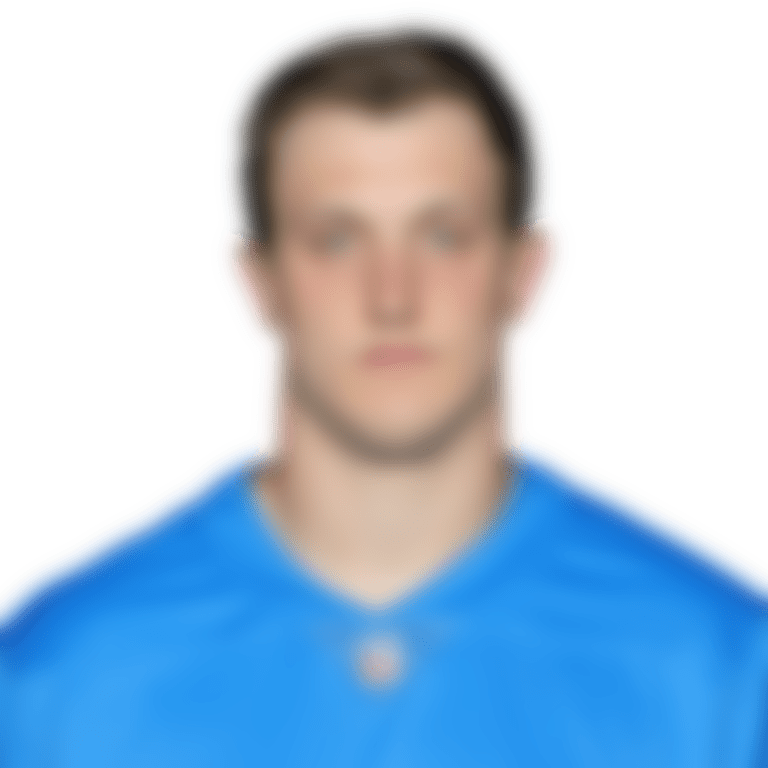 Matt Nelson Stats, News & Video - OT, Detroit Lions | NFL.com
