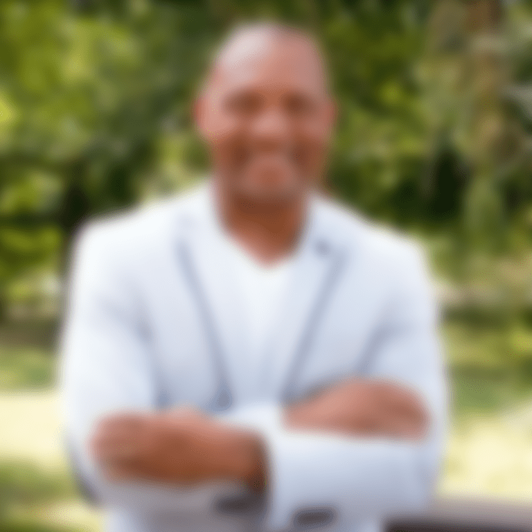 Headshot picture of Aeneas Williams