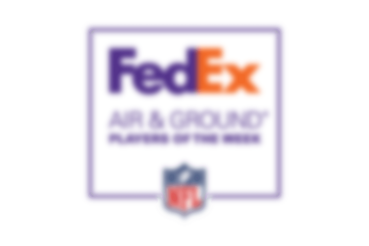 FedEx Air and Ground Players - Week #1
