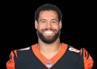 C.J. Uzomah Stats, News and Video - TE | NFL.com