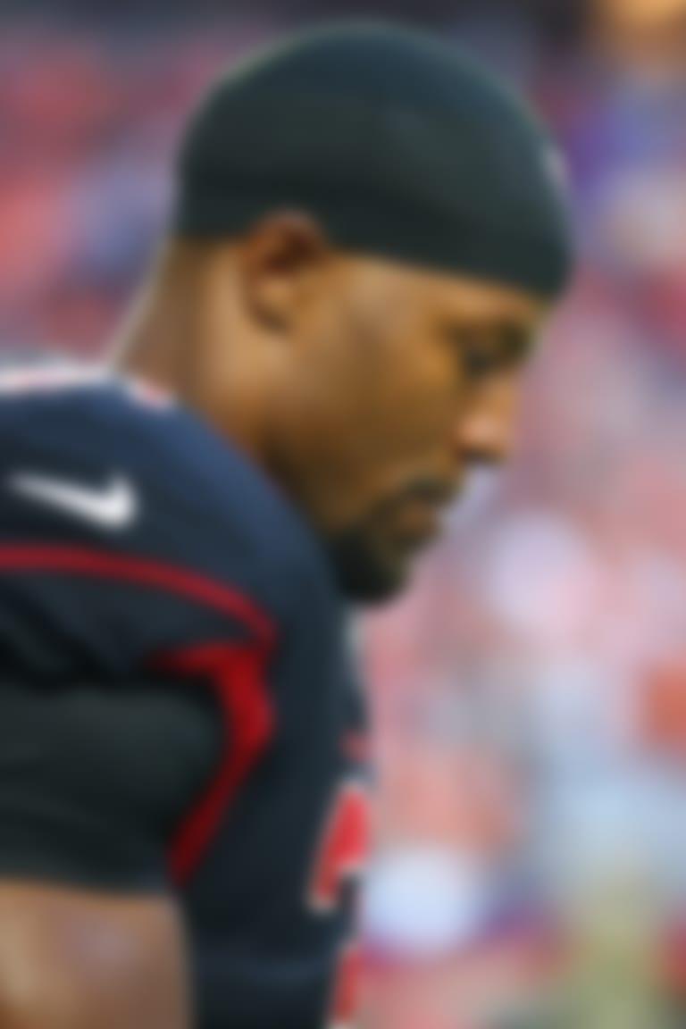 Johnson's trade to the Texans affords him a fresh start. (Mark J. Rebilas/USA TODAY Sports)