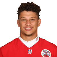 Patrick Mahomes