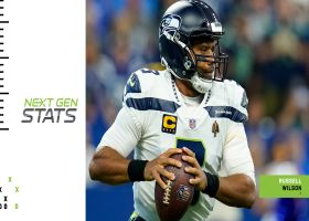 Next Gen Stats: Russell Wilson's 3 least probable completions | Week 1
