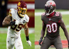 Lorenzo Alexander's Top 5 D-lines entering '21 | 'NFL Total Access'