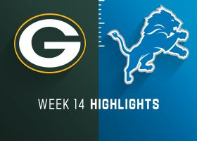 Packers vs. Lions highlights | Week 14