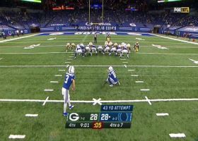 Blankenship's FG gives Colts first lead of the game