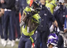 Baldy's Breakdowns: DK Metcalf shines in Seahawks' comeback win