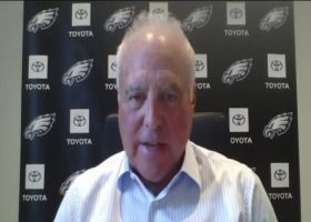 Jeffrey Lurie explains why Eagles fired Doug Pederson