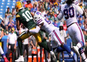 Bills' best defensive plays vs. Packers | Preseason Week 3