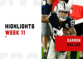 Best plays by Darren Waller vs. Kansas City | Week 11