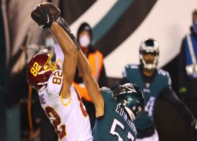 Can't-Miss Play: 6-foot-6 Logan Thomas climbs major ladder for acrobatic TD