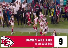 Damien Williams' top 10 plays | 2019 season
