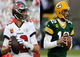 Awarding medals to NFL's Top QBs | 'NFL Total Access'