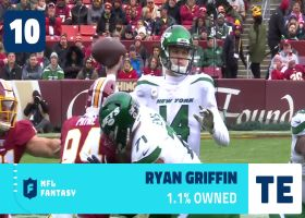 Top Fantasy Waiver Wire picks | WK12