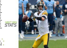 Next Gen Stats: How Steelers won a 'chess match' vs. Titans
