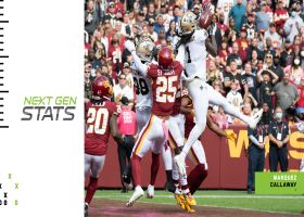 Top 5 plays from Week 5 | Next Gen Stats