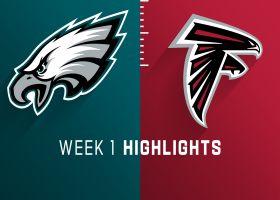 Eagles vs. Falcons highlights | Week 1