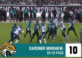 Gardner Minshew's top 10 plays | 2019 season