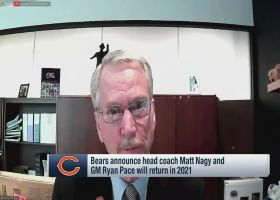 George McCaskey addresses fans on retaining of Nagy, Pace for 2021