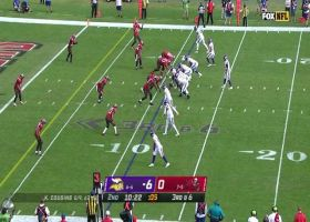 Suh leads Bucs' ambush for third-down sack in the red zone