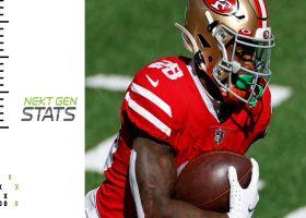 Next Gen Stats: Top 5 rush yards over expected   Week 2