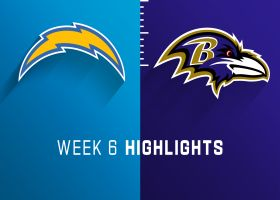 Chargers vs. Ravens highlights | Week 6