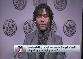 Michael Robinson opens up on how he approached mental health as a player