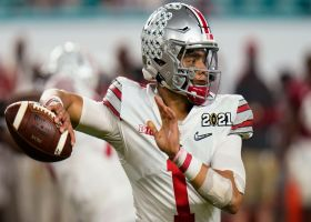 Zierlein: Justin Fields could 'be the guy' for the Broncos at No. 9