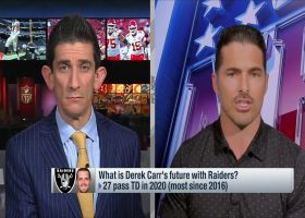 David Carr talks about his brother Derek's situation with Raiders: Team said no to trade requests during the season