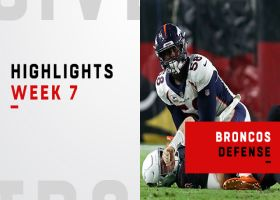 Broncos defense highlights | Week 7