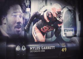 'Top 100 Players of 2020': Myles Garrett   No. 80