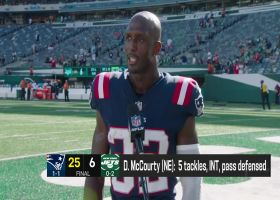 Devin McCourty: Pats now 'know what it looks like' to win with its '21 team
