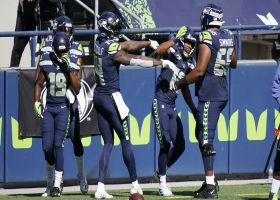 Russell Wilson caps 11-play drive with second TD toss to Tyler Lockett