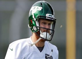 Garafolo: Jets are 'pleased' with progress from Sam Darnold in camp