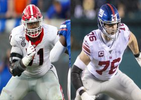 Pelissero: Andrew Thomas likely to be Giants LT after Solder's 2020 opt-out