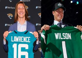 Trevor Lawrence or Zach Wilson: Which QB has more success in first start?