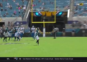 Stafford hits Kenny Golladay in stride for 36 yards