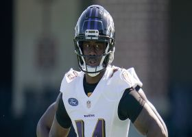 MJD: Ravens offense will 'open up' if Watkins, Bateman have chemistry