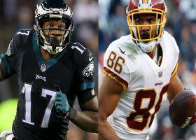 Bold predictions for Redskins-Eagles | NFL Fantasy Live